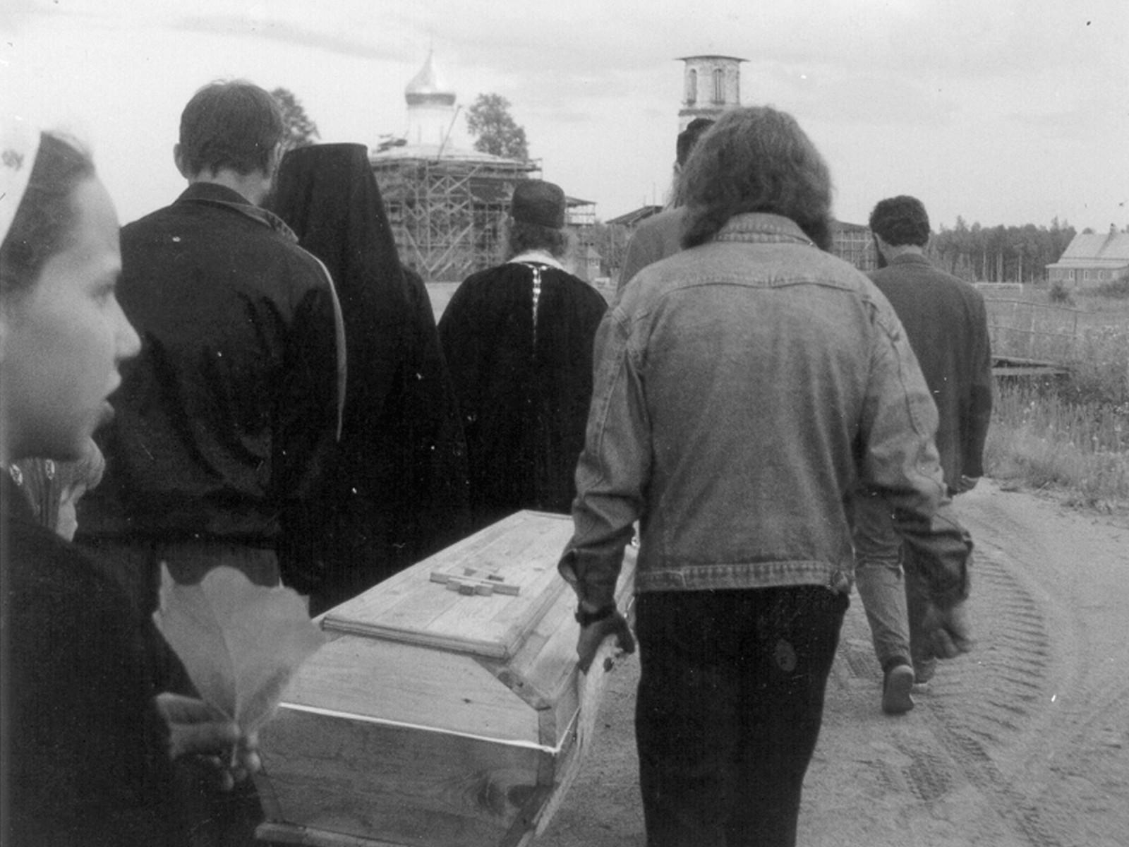 обретение мощей преподобного Корнилия Крыпецкого